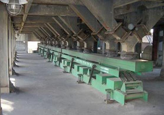 钢铁行业烧结矿高温输送系统