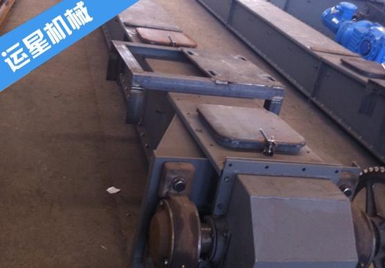 南京刮板输送机