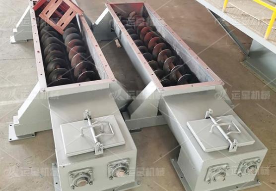 扬州双螺旋输送机