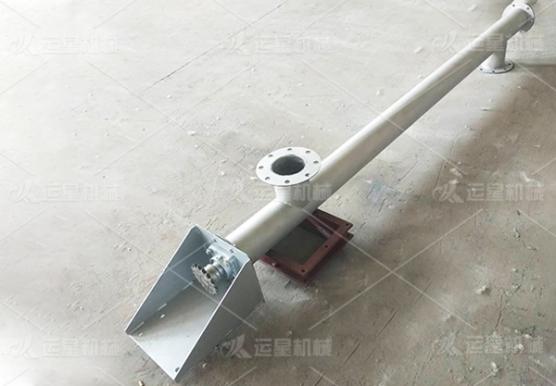 扬州管式螺旋输送机