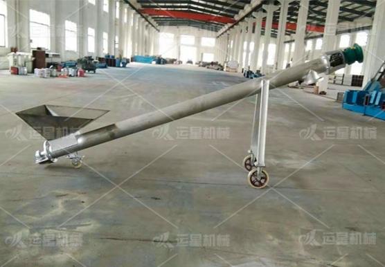 扬州螺旋管式输送机