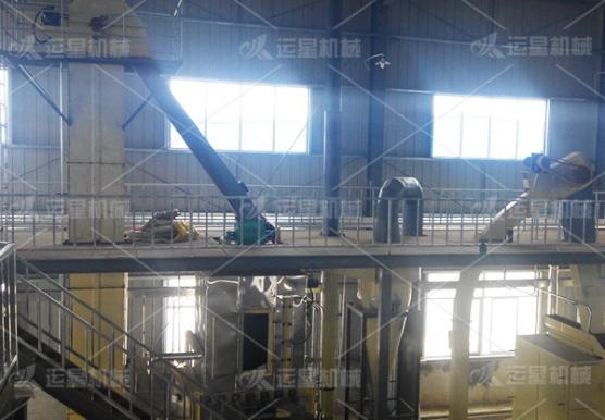 扬州垂直型埋刮板输送机